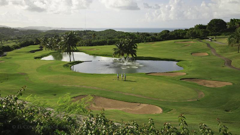 El Conquistador - Golf Course near San Juan, Puerto Rico