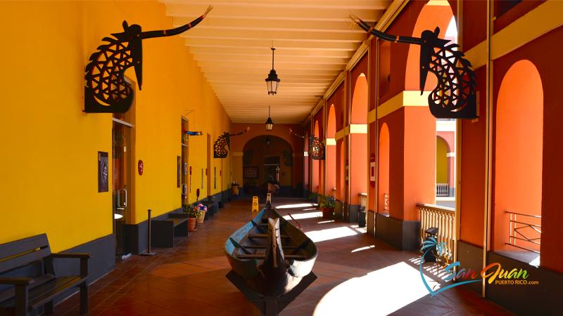 Museo de las Americas - Old San Juan Puerto Rico - Attractions - Museums