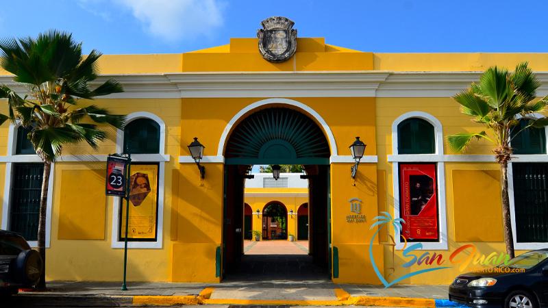Museo de San Juan - Museum - Calle Norzagaray - Old San Juan, Puerto Rico