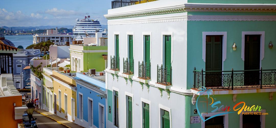 Calle Norzagaray - Old San Juan, Puerto Rico Walking Tour
