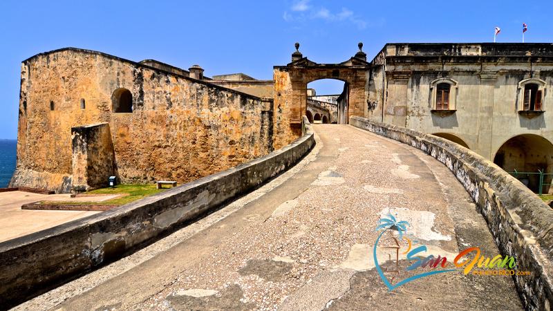 Castillo San Cristobal / San Cristobal Fort - Old San Juan, Puerto Rico