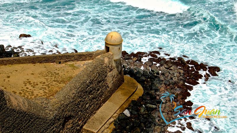 La Garita del Diablo - Old San Juan Puerto Rico