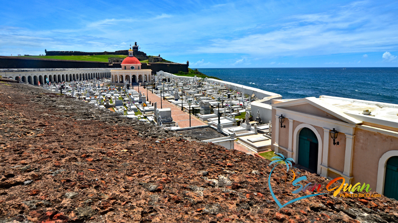 Visit Santa María Magdalena de Pazzis Cemetery - Old San Juan, Puerto Rico