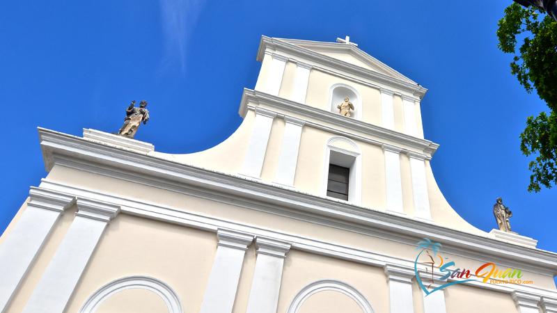 Cathedral of San Juan Bautista - Old San Juan, Puerto RIco