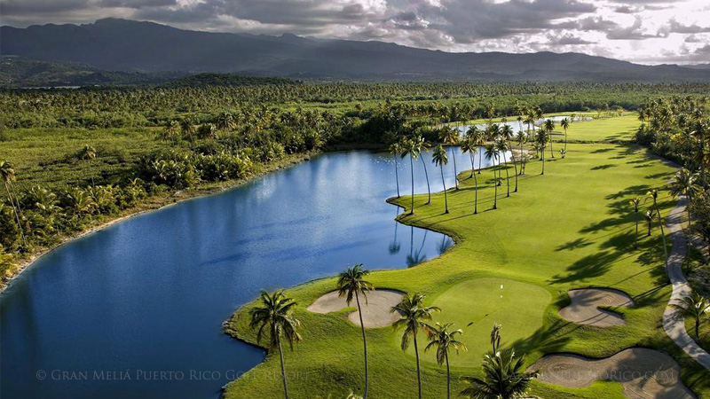 Gran Meliá Puerto Rico Golf Resort - Golf Course near San Juan, Puerto Rico