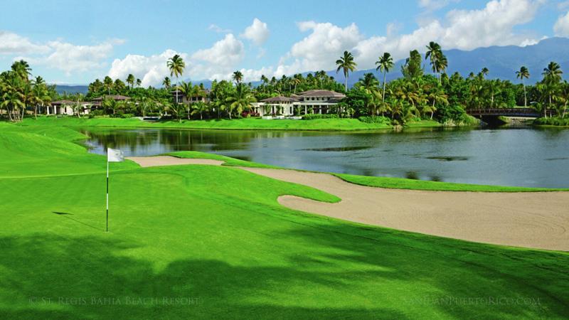 St Regis Bahia Beach - Golf Course near San Juan, Puerto Rico