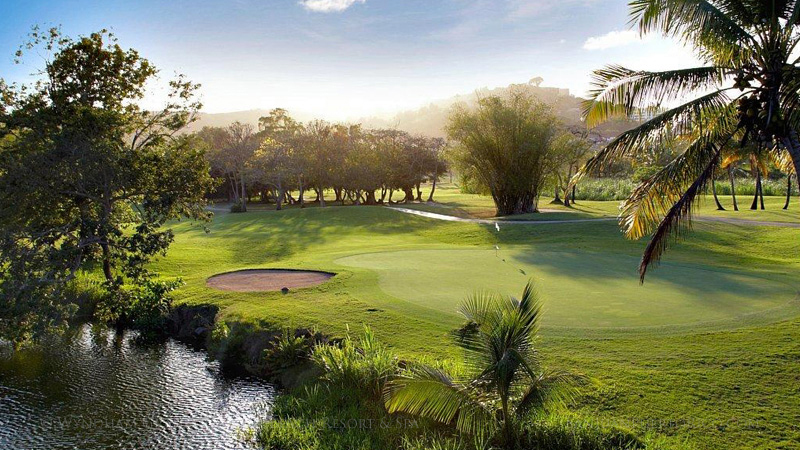 Wyndham Grand Rio Mar Beach Resort & Spa - Golf Course / Resort near San Juan, Puerto Rico