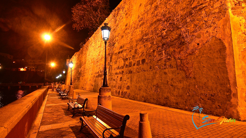 Paseo La Princesa - Points of Interest / Attractions in Old San Juan, Puerto Rico