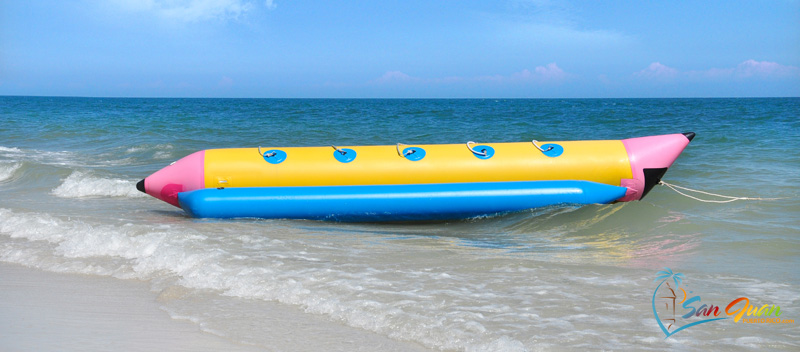 Banana Boat Rides - Things to do in San Juan, Puerto Rico - Watersports