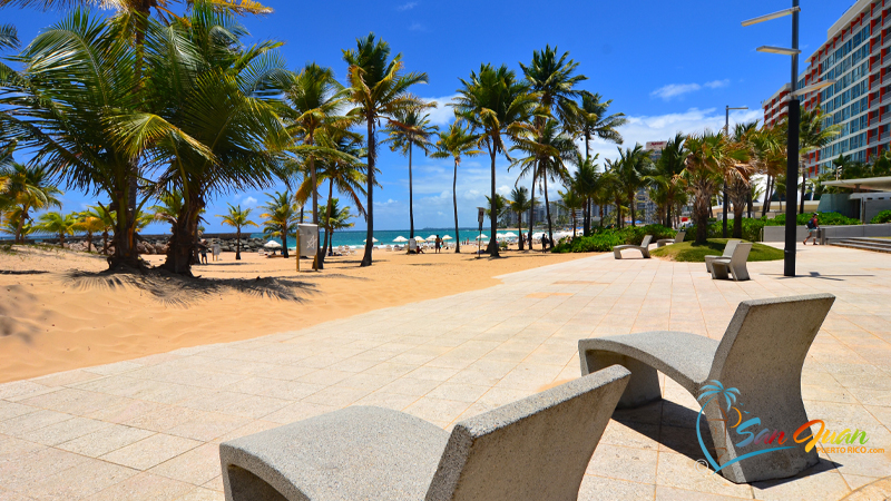 Ventana al Mar Park - Condado - San Juan, Points of Interest