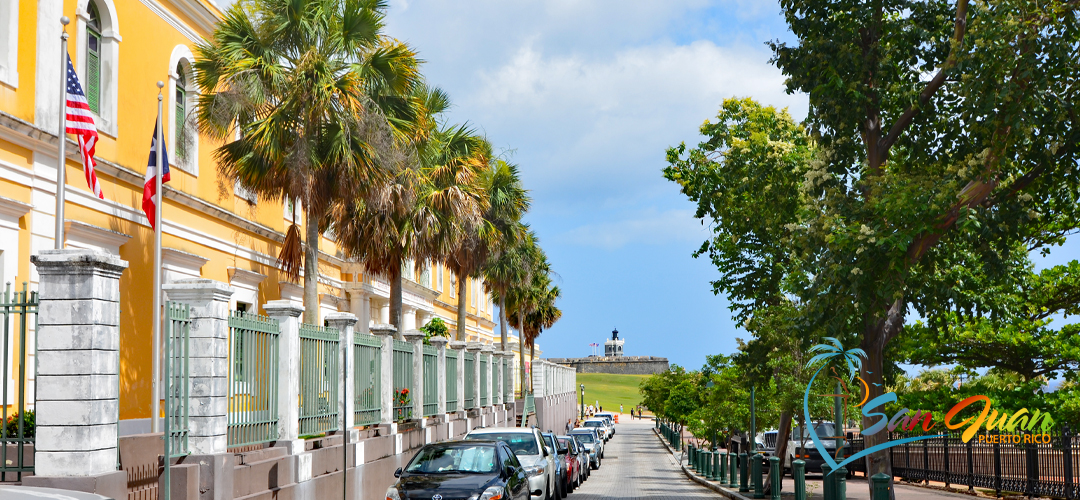 Calle Beneficiencia - Old San Juan Streets - Walking Tour
