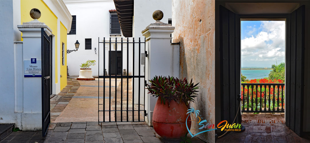 Casa Blanca Museum - Old San Juan Walking Tour