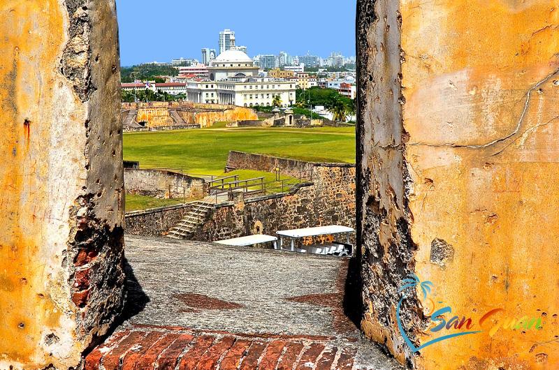 Castillo San Cristobal - San Juan, Puerto Rico