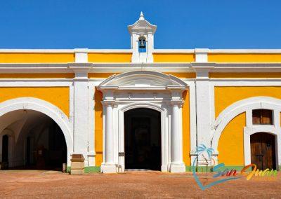 Plaza de Armas - Castillo San Felipe del Morro - San Juan, Puerto Rico