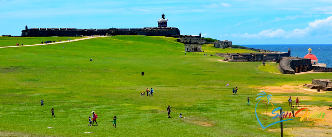 Castillo San Felipe del Morro - San Juan, Puerto Rico