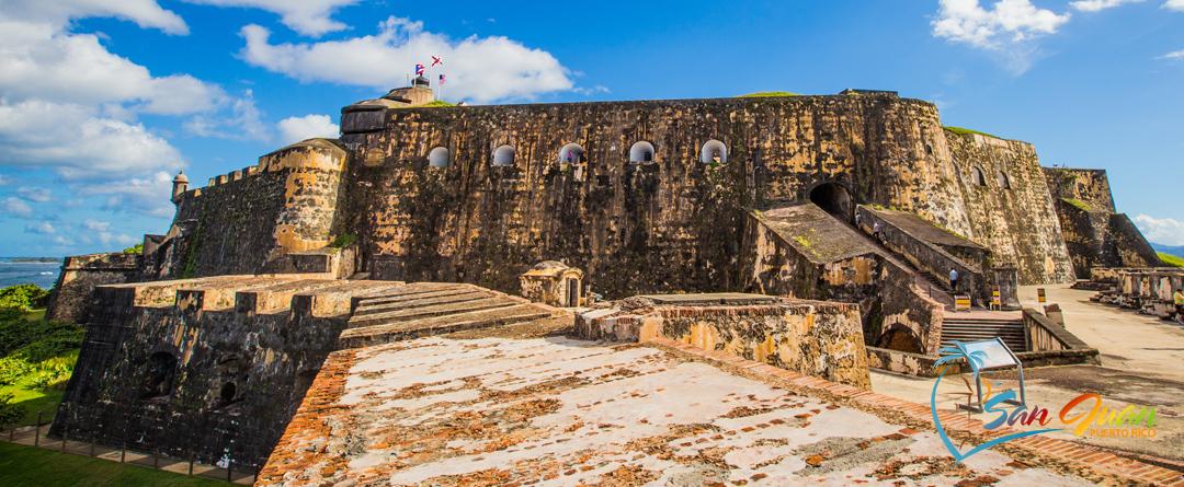 El Morro Fortress - San Juan, Puerto RIco