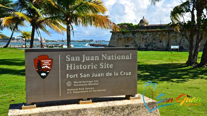 Fortin San Juan de la Cruz - San Juan National Historic Site - Toa Baja, Puerto Rico