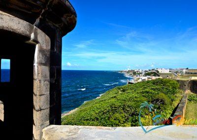Garita - Castillo San Felipe del Morro - San Juan, Puerto Rico