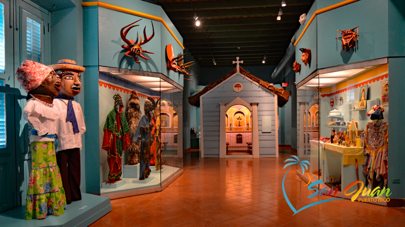 Museo de las Americas - Old San juan Walking Tour - San Juan, Puerto Rico