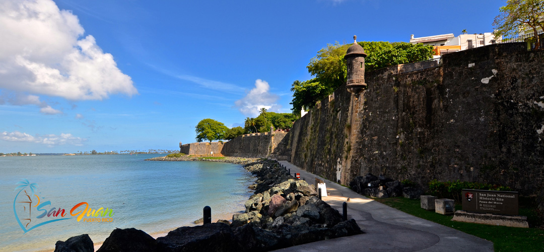City Walls - San Juan National Historic Site - San Juan, Puerto Rico