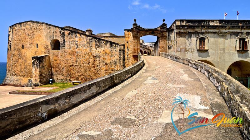 Castillo San Cristobal - San Juan National Historic Site - San Juan, Puerto Rico