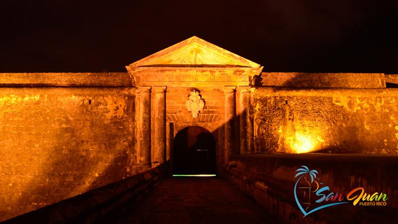 Castillo San Felipe del Morro - San Juan National Historic Site - San Juan, Puerto Rico