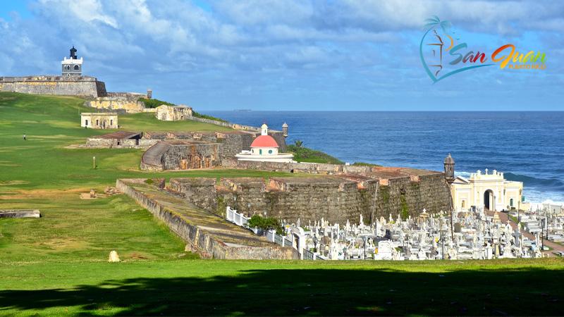 San Juan National Historic Site - San Juan, Puerto Rico