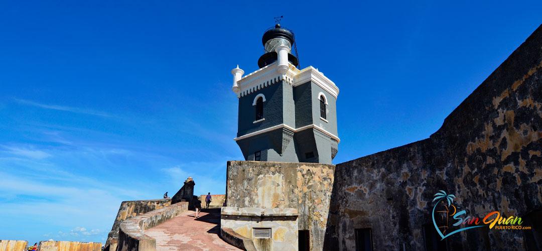El Morro Lighthouse - San Juan Puerto Rico