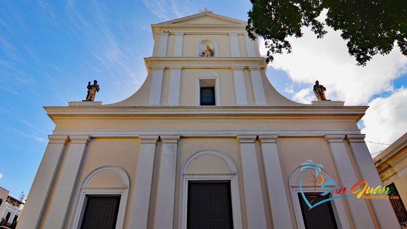 San Juan Cathedral - Old San Juan, Puerto Rico