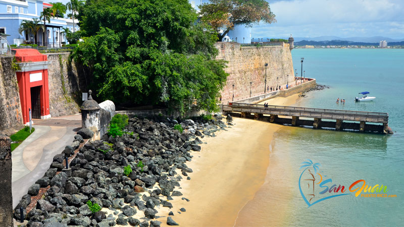 San Juan Gate - Romantic Places to Visit in Old San Juan, Puerto Rico