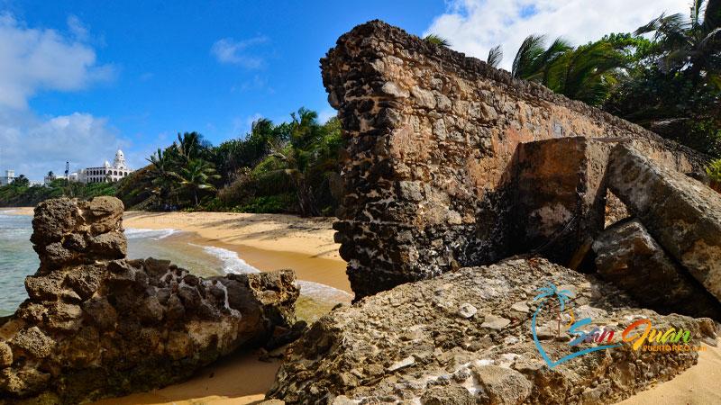 Playa Pena - Old San Juan, Puerto Rico