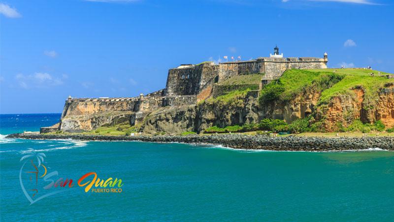 San Juan Bay / Bahia de San Juan - San Juan, Puerto Rico