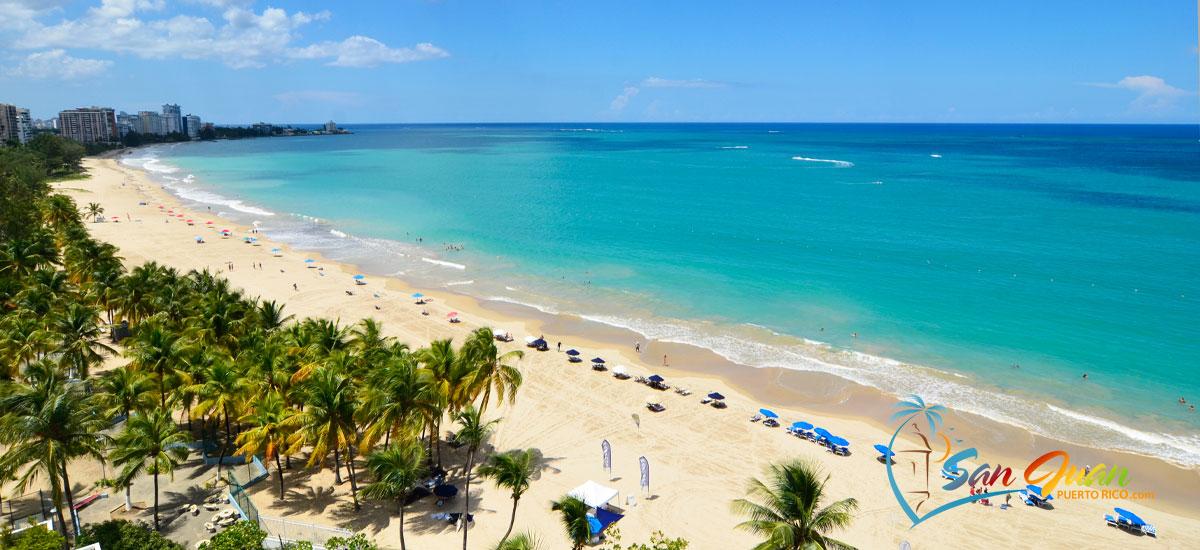 Isla Verde Beach - Best Beaches in San Juan, Puerto Rico