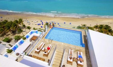 San Juan Water & Beach Club Hotel <BR>Isla Verde Beach, Carolina, Puerto Rico