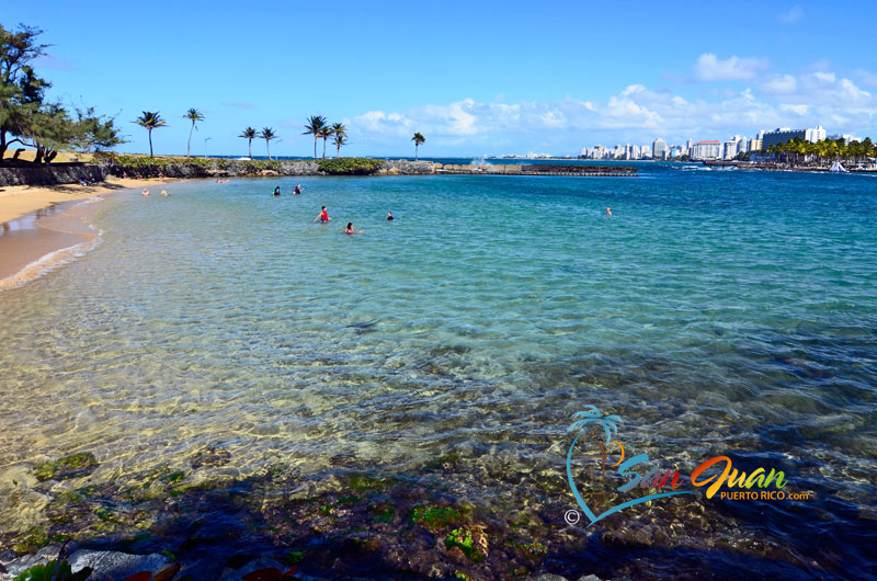 Playa Escambron - Beaches - San Juan, Puerto Rico