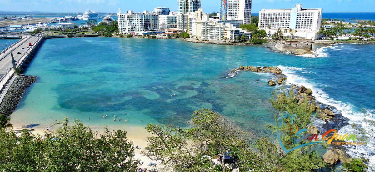 Playita del Condado - San Juan, Puerto Rico Beaches