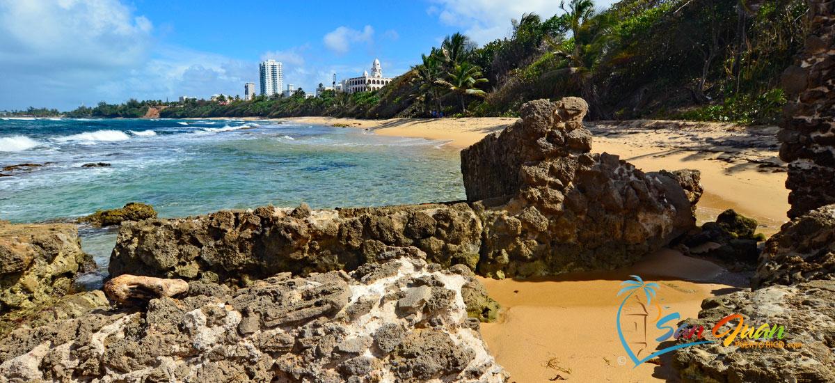 Playa Peña - Best beaches in San Juan, Puerto Rico