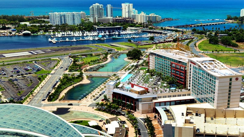 Best hotels - Puerto Rico Convention Center District - © Sheraton Puerto Rico Hotel & Casino
