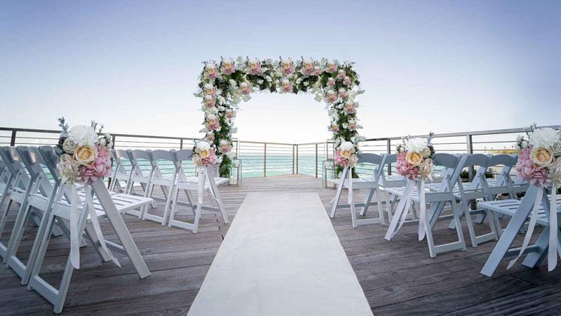 Serafina Beach Hotel - Wedding Venue - San Juan, Puerto Rico