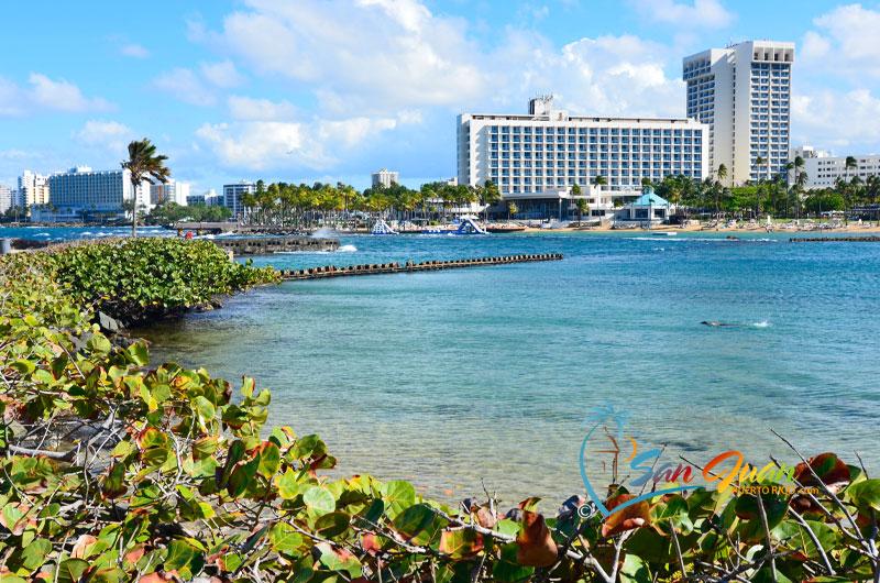 Playa Escambron - San Juan, Puerto RIco