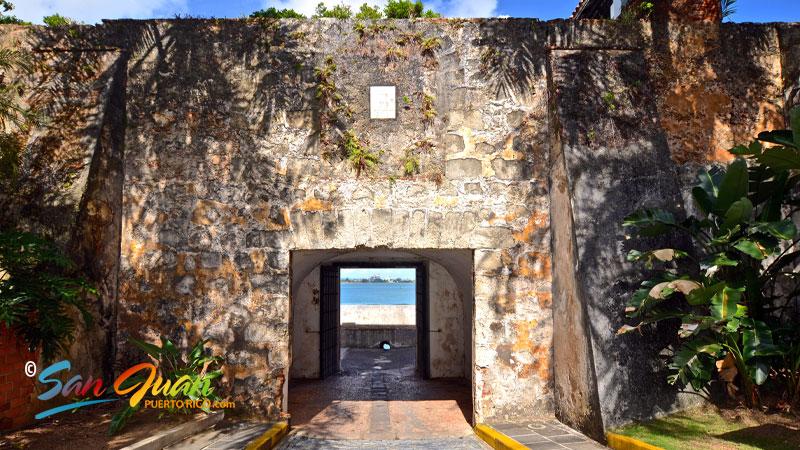 Puerta de San Juan / San Juan Gate- Old San Juan, Puerto Rico