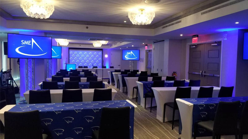 Meetings at Serafina Beach Hotel - SanJuan, Puerto Rico
