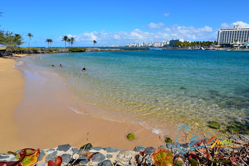 Playa El Escambron / Escambron Beach - San Juan, Puerto Rico