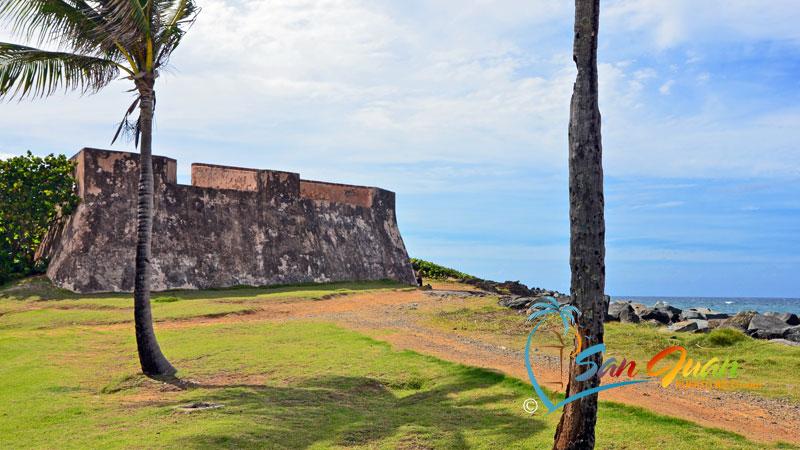 Bateria El Escambron - Attractions - San Juan, Puerto Rico