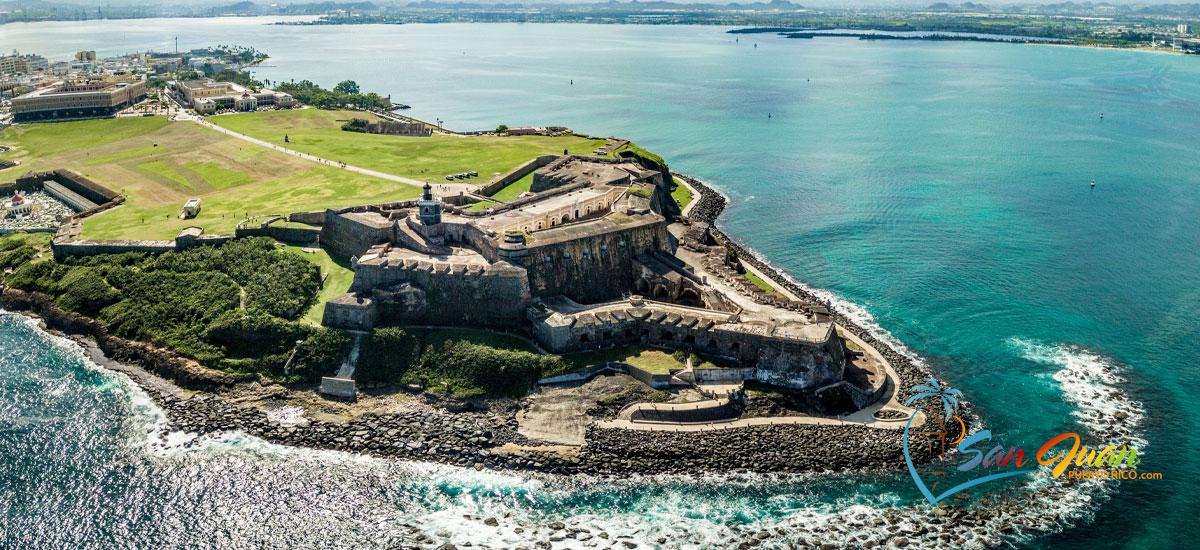 El Morro - Attractions in San Juan, Puerto Rico