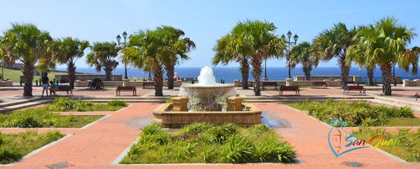 San Juan Puerto Rico Attractions - Plazas & Squares