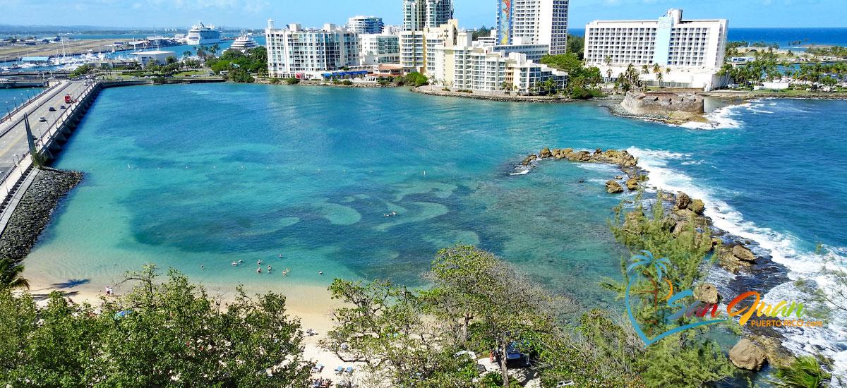 Playita del Condado - Best Beaches in San Juan, Puerto Rico