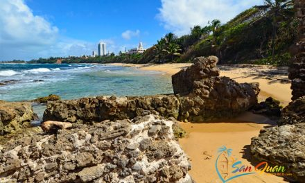 Playa Peña – San Juan, Puerto Rico <BR>Best Beach for a Romantic Walk