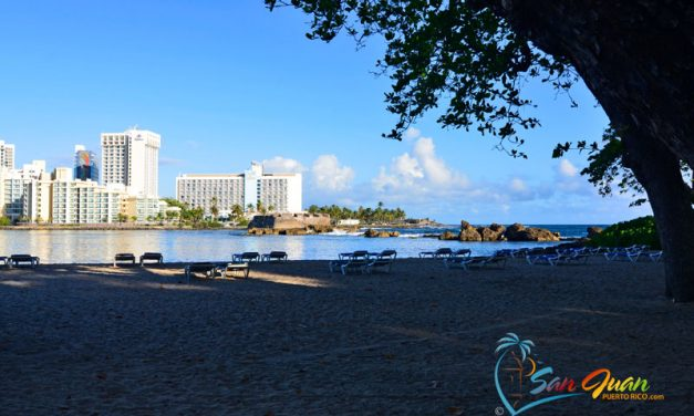 Playita del Condado – San Juan, Puerto Rico <BR>Best Hotels & Resorts on the Beach