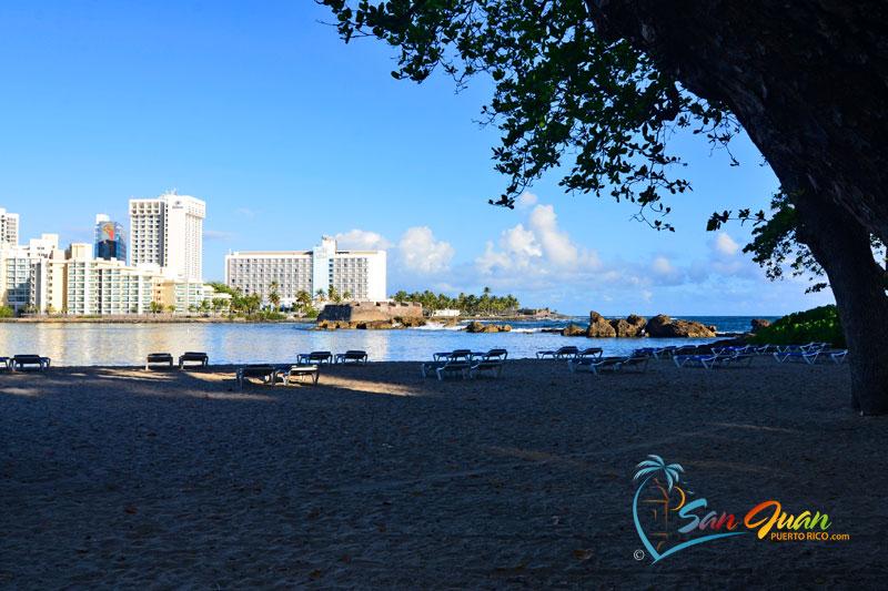 Playita del Condado - San Juan Puerto Rico Beaches